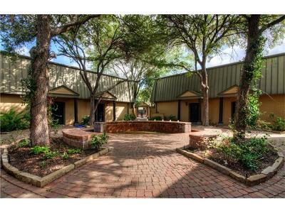 Austin Condo/Townhouse For Sale: 2500 Steck Ave #25