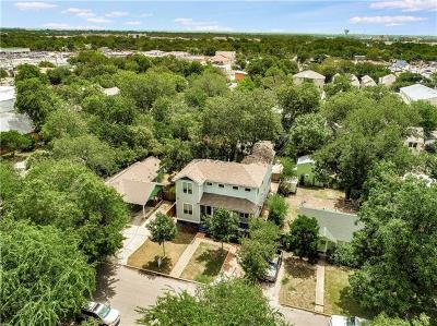 Austin Single Family Home For Sale: 5111 Martin Ave
