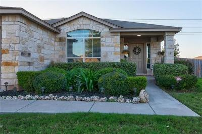 Hutto Single Family Home For Sale: 302 Altamont St