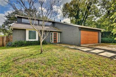 Single Family Home For Sale: 8513 Red Willow Dr