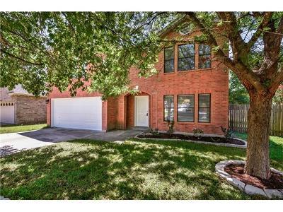 Cedar Park TX Single Family Home For Sale: $289,900