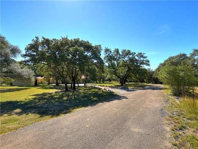 Hays County, Travis County, Williamson County Single Family Home Pending - Taking Backups: 10229 Oliver Dr