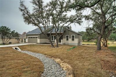 Spicewood Single Family Home Pending - Taking Backups: 22005 Plockton Dr