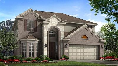 Leander Single Family Home For Sale: 3129 Pale Rider Pass