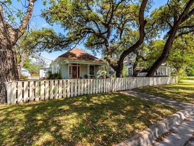 Lockhart Single Family Home Pending - Taking Backups: 722 S Brazos St
