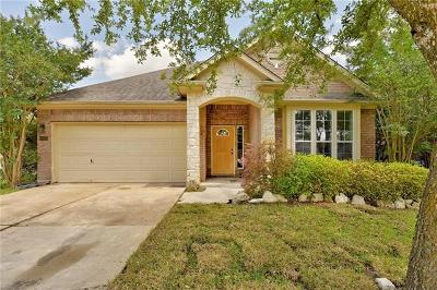Manor Single Family Home Pending - Taking Backups: 11509 Knapple Cv