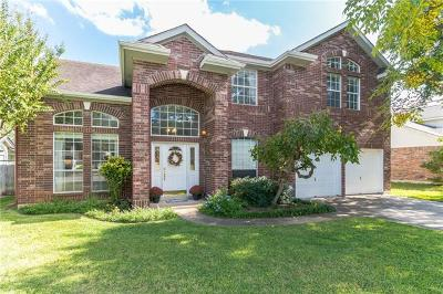 Hays County, Travis County, Williamson County Single Family Home Pending - Taking Backups: 4011 Tecate Trl
