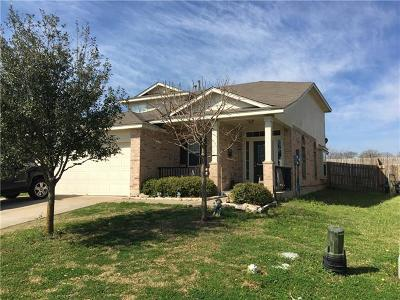 Bastrop TX Single Family Home For Sale: $219,950