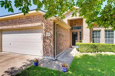 Pflugerville Single Family Home For Sale: 3329 Winding Shore Ln