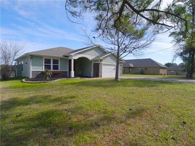 Bastrop County Single Family Home For Sale: 201 Kona Dr