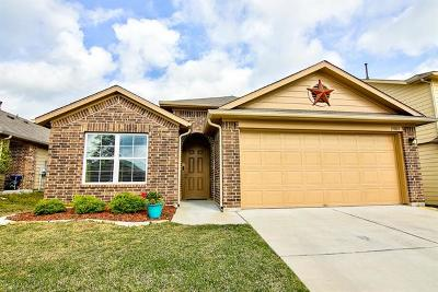 Manor Single Family Home For Sale: 19005 Great Falls Dr