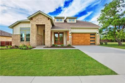 Liberty Hill Single Family Home For Sale: 112 Charli Cir