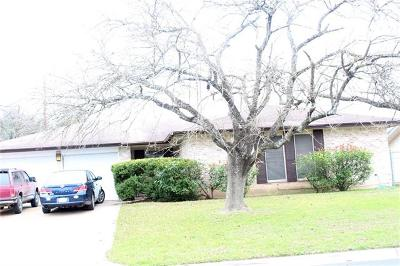 Austin Single Family Home Pending - Taking Backups: 4707 Broadhill Dr
