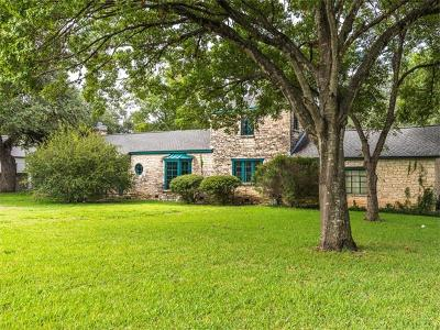 Travis County, Williamson County Single Family Home Pending - Taking Backups: 5312 Shoal Creek Blvd