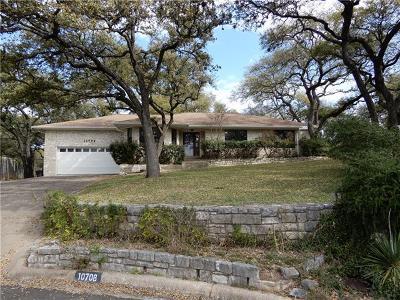 Single Family Home For Sale: 10708 Seven Oaks Cv