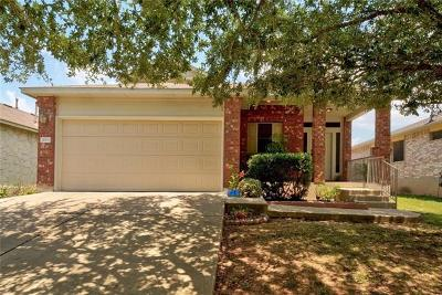 Pflugerville Single Family Home Pending - Taking Backups: 14004 Ceylon Tea Cir