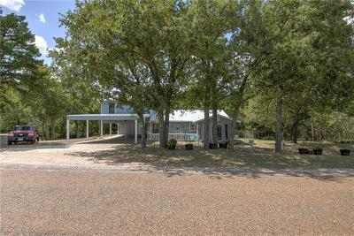 Single Family Home For Sale: 1840 County Road 213