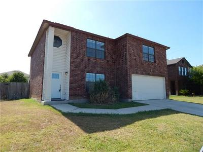 New Braunfels Single Family Home For Sale: 363 Stone Gate Dr