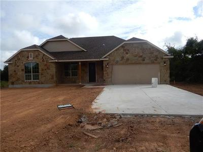 Bastrop County Single Family Home Active Contingent: 141 Upola Ct