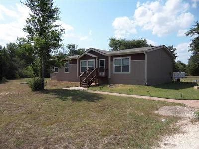 Bastrop County Single Family Home For Sale: 317 Wilbarger Creek Dr