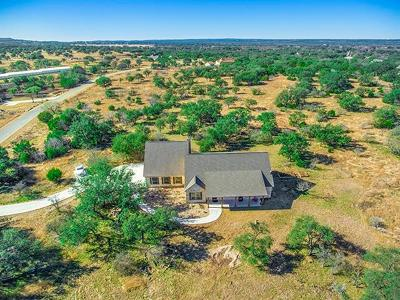Burnet County Single Family Home For Sale: 116 Southeast Trl