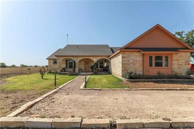 Salado Single Family Home For Sale: 5673 Solana Ranch Rd