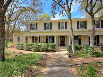 San Marcos Single Family Home Pending - Taking Backups: 922 W McCarty Ln