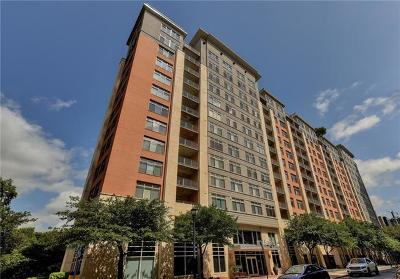 Condo/Townhouse Pending - Taking Backups: 54 Rainey St #1013