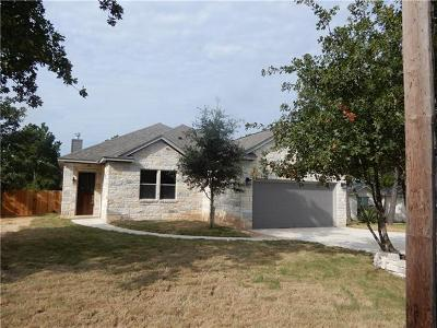 Bastrop Single Family Home For Sale: 115 Mauna Kea Ln