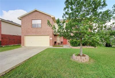 Hutto Single Family Home Pending - Taking Backups: 411 Blackman Trl
