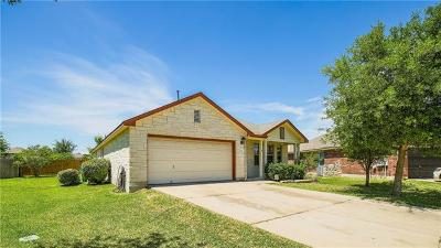 Bastrop County Single Family Home For Sale: 209 Caliber Cv