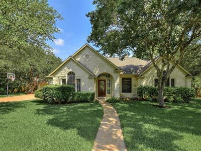Round Rock Single Family Home For Sale: 3104 Scarlet Oak Cv
