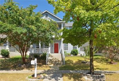 Kyle Single Family Home For Sale: 421 Sampson