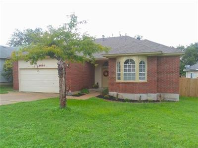 Austin Single Family Home For Sale: 14504 Sandy Side Dr