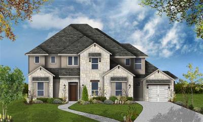 Jonestown Single Family Home For Sale: 6905 Sunset Ridge Way
