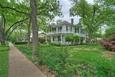 Austin Single Family Home For Sale: 3909 Avenue G Ave