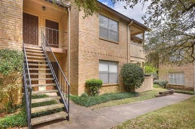 Austin Condo/Townhouse For Sale: 8210 Bent Tree Rd #237