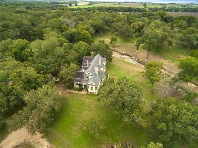 Hutto Farm For Sale: 11900 Fm 1660