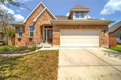 Manor Single Family Home Pending - Taking Backups: 13508 Arbor Hill Cv
