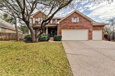 Austin Single Family Home For Sale: 3205 Oxsheer Dr