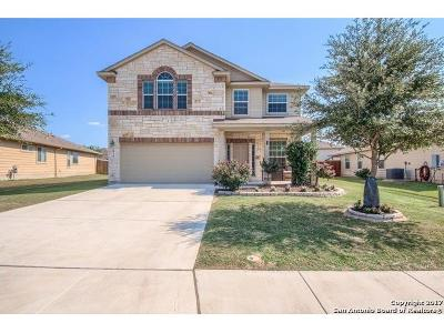 New Braunfels Single Family Home For Sale: 2816 Granite Cv