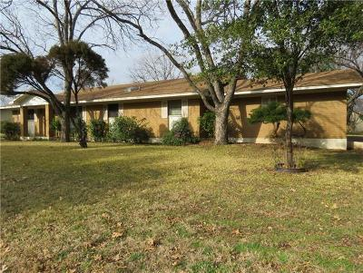 Single Family Home For Sale: 162 Cypress Pt