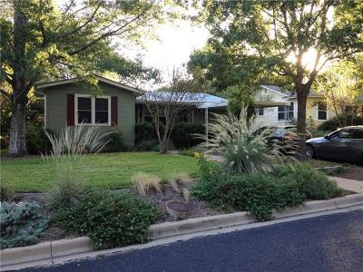 Travis County Single Family Home For Sale: 2607 Geraghty Ave