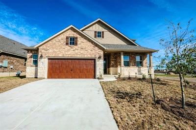 Hutto Single Family Home Pending: 316 Simmental Loop