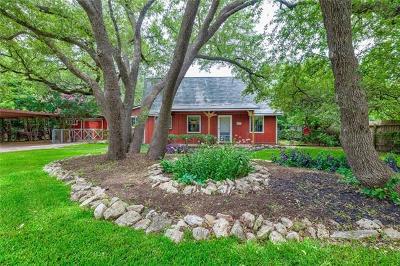 Leander Single Family Home For Sale: 1905 Lone Oak Dr