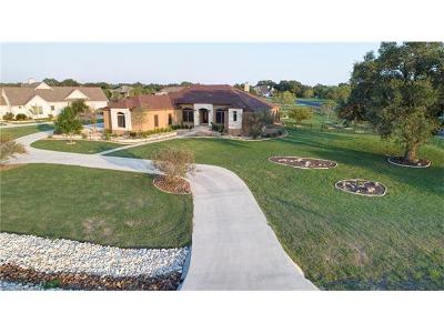 New Braunfels Single Family Home Active Contingent: 363 Texas Country Dr