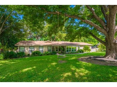 Austin Single Family Home For Sale: 6402 Shoal Creek Blvd