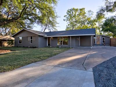 Austin Single Family Home For Sale: 5304 Middale Ln