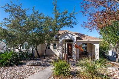 Lago Vista Single Family Home For Sale: 21627 High Dr