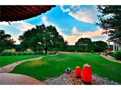 Hays County Single Family Home For Sale: 11700 Oak Branch Dr